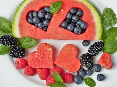 ovoce štíhlý